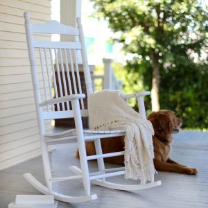 Baby Boomer Retirement Rocker