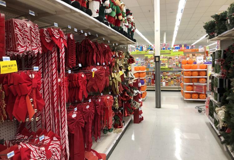 Holiday Display Photo