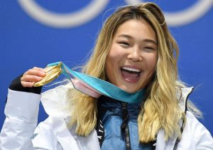 Photo of Chloe Kim